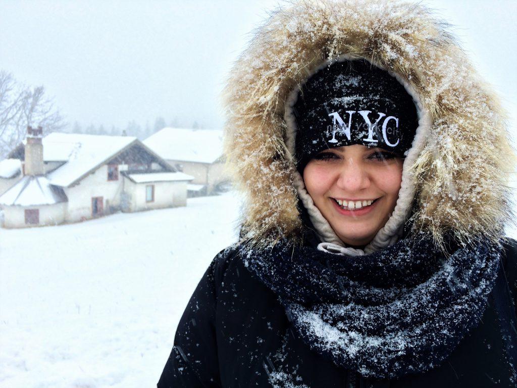 A08 - Le Domeniche di Agosto Quanta Neve Che Cadrà - Valentina Breda