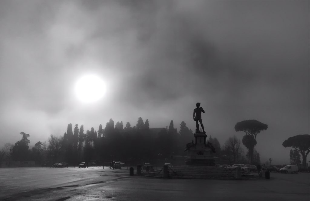 A9 - Marble Fog in Florence - Alessandra B.