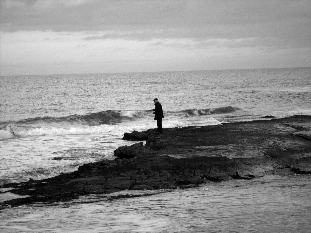 B7 - Il vecchio e il mare- Arianna Piepoli